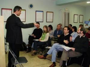 Presentación a médicos y profesionales de la salud de los elaborados bioinformativos de Energy.
